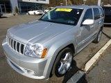 2007 Jeep Grand Cherokee Bright Silver Metallic