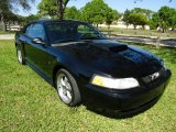 2001 Black Ford Mustang GT Coupe #77961360