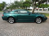 2002 Ford Mustang Tropic Green Metallic