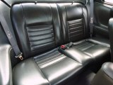 2002 Ford Mustang GT Coupe Rear Seat