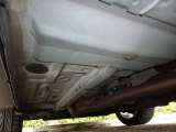 2002 Ford Mustang GT Coupe Undercarriage