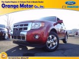 2009 Sangria Red Metallic Ford Escape Limited V6 4WD #77961342