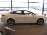 2013 Oxford White Ford Fusion SE 1.6 EcoBoost #78023507