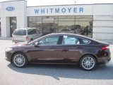 2013 Bordeaux Reserve Red Metallic Ford Fusion SE 2.0 EcoBoost #78023506