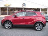 2013 Ruby Red Metallic Buick Encore Premium AWD #78023505