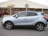 2013 Glacier Blue Metallic Buick Encore Convenience #78023504