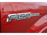 2013 Ford F150 Platinum SuperCrew 4x4 Marks and Logos