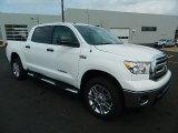2013 Super White Toyota Tundra TSS CrewMax 4x4 #78023725