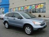 2008 Glacier Blue Metallic Honda CR-V EX 4WD #78023709