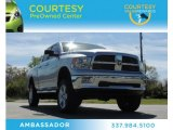 2011 Bright Silver Metallic Dodge Ram 1500 Big Horn Quad Cab 4x4 #78023481