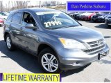 2011 Polished Metal Metallic Honda CR-V EX-L 4WD #78022939
