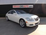 2013 Diamond White Metallic Mercedes-Benz S 550 Sedan #78023394