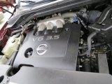 2005 Nissan Murano Engines