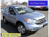 2011 Glacier Blue Metallic Honda CR-V LX 4WD #78022937