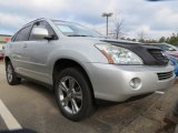 2007 Lexus RX 400h Hybrid Data, Info and Specs