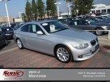 2011 Titanium Silver Metallic BMW 3 Series 328i Coupe #78023275