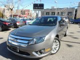 2010 Sterling Grey Metallic Ford Fusion SEL V6 AWD #78023678