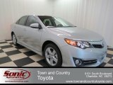 2013 Classic Silver Metallic Toyota Camry SE #78023463