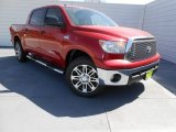 2013 Barcelona Red Metallic Toyota Tundra Texas Edition CrewMax #78023269