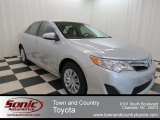 2013 Classic Silver Metallic Toyota Camry LE #78023461
