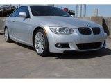 2011 Titanium Silver Metallic BMW 3 Series 335i Coupe #78023664