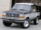 Ford Bronco II Colors