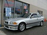 1999 Titanium Silver Metallic BMW 3 Series 328i Coupe #78023659