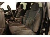 2004 Chevrolet Silverado 1500 LS Extended Cab 4x4 Dark Charcoal Interior