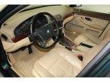 1999 BMW 5 Series Interiors