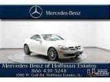 2010 Mercedes-Benz SLK designo Mystic White