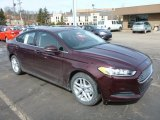 2013 Bordeaux Reserve Red Metallic Ford Fusion SE #78023156