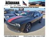 2013 Pitch Black Dodge Challenger Rallye Redline #78023197