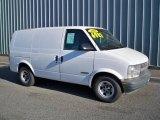2001 Ivory White Chevrolet Astro Commercial Van #7791530