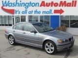 2005 Steel Blue Metallic BMW 3 Series 330xi Sedan #78023132