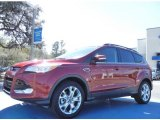 2013 Ruby Red Metallic Ford Escape SEL 2.0L EcoBoost #78023104