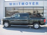 2013 Fairway Metallic Chevrolet Silverado 1500 LT Crew Cab 4x4 #78076539