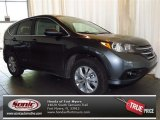 2013 Polished Metal Metallic Honda CR-V EX #78076131