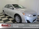 2013 Classic Silver Metallic Toyota Camry LE #78076524