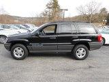 2001 Jeep Grand Cherokee Black