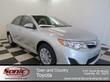 2013 Classic Silver Metallic Toyota Camry LE #78076523