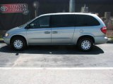 2003 Satin Jade Pearl Chrysler Town & Country LX #7788809