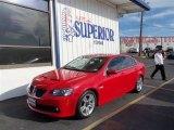 2009 Liquid Red Pontiac G8 Sedan #78076214