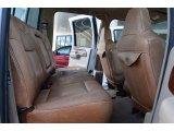 2003 Ford F250 Super Duty King Ranch Crew Cab 4x4 Rear Seat