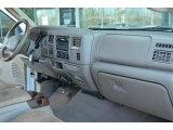 2003 Ford F250 Super Duty King Ranch Crew Cab 4x4 Dashboard