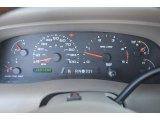 2003 Ford F250 Super Duty King Ranch Crew Cab 4x4 Gauges