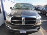 2006 Patriot Blue Pearl Dodge Ram 1500 ST Regular Cab #78076208