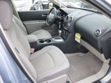 2013 Nissan Rogue S Special Edition AWD Gray Interior
