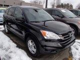 2011 Crystal Black Pearl Honda CR-V EX 4WD #78076790