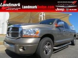 2006 Light Khaki Metallic Dodge Ram 1500 Laramie Mega Cab #78076313