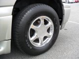 GMC Yukon 2004 Wheels and Tires